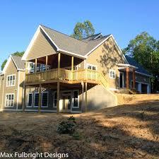 modern design craftsman style lake house plans 1 story lakefront house plans new craftsman style lake