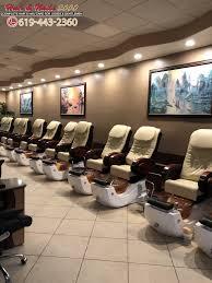Hair And Nail Salon Design Hair Nails 2000 Nail Salon Lakeside Ca 92040