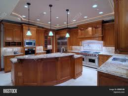 American Kitchen American Kitchens Stock Photo Stock Images Bigstock