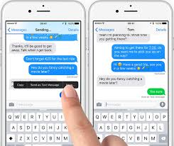 12 Supported Of Iphone To Text On Instead Send ios Imessage How q7gzFz