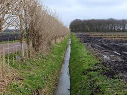 drainage ditch drainage ditch on common lane gary rogers cc by sa 2 0 geograph