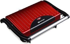 Купить <b>Сэндвичница KITFORT</b> KT-1609 <b>Panini Maker</b>, красный в ...