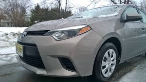 First Impression: 2014 Toyota Corolla LE Eco- More Than Meets The ...