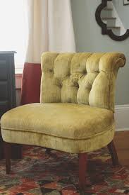Burgundy Accent Chair Furniture Dazzzling Slipper Chairs For Home Furniture Idea