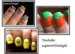 3 Nail Designs for Kids!! ☆ Kids Nail Art Ideas - YouTube