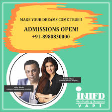 Inifd Fashion Designing Course Fees Pin By Inifd Vapi On 2018 19 Admissions Open Fashion