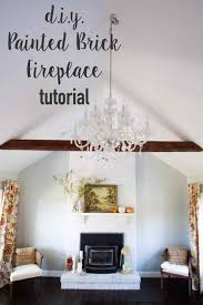 ideas painted fireplace white brick fireplace designs cool red brick design ideas painted white mesmerizing mantel