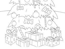 Kerstboom Kleurplaat Kleurplaten Printen Op Minipretnl