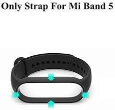 Smart Accessories - <b>Original</b> for Xiaomi Mi <b>Band 5</b> Wristband ...