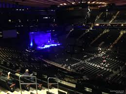 Madison Square Garden Concert Seating Chart With Rows