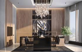Modern Corporate Office Interior Design Modern Luxury Ceo Office Interior Design Comelite