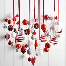 office christmas decoration.  Christmas Heart Shaped Christmas Accessories Hanging For Decorating Office Throughout Decoration A