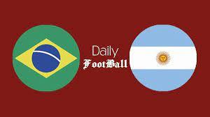 5 Eylül 2021 Brezilya Arjantin maçı hangi kanalda saat kaçta?