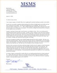 Writing A Recommendation Letter For A Student 10 Recommendation Letter For A Student Sample Resume Samples