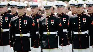 Height And Weight Chart Usmc Marine Corps Weight And Fitness Requirements