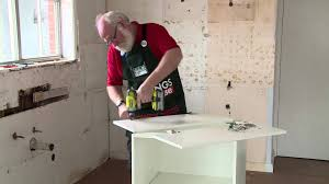 Bunnings Kitchen Cabinet Doors How To Install Cabinet Hinges Diy At Bunnings Youtube