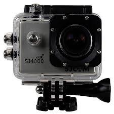Видеокамера <b>SJCAM SJ4000</b> WiFi (ЭсДжейКАМ <b>SJ4000</b> WiFi ...