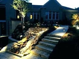 landscape lighting ideas walkways startling walkway lights outdoor interior design 4