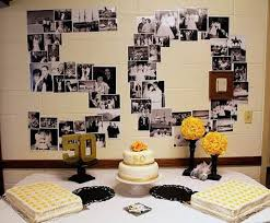 amazing golden wedding anniversary decorations wi golden wedding anniversary decorations on wi images about