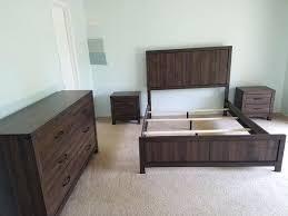 Living Spaces Bed Assorted Queen Platform Left In Beds King Bedroom ...