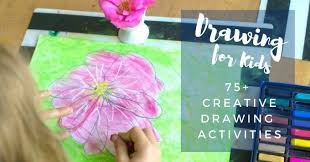creative drawing ideas for kids