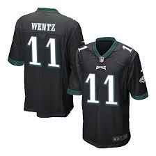 Carson Wentz Eagles Philadelphia Jersey