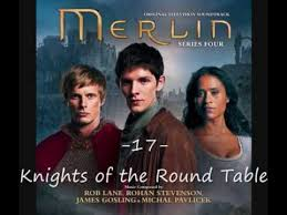 17 knights of the round table merlin s4
