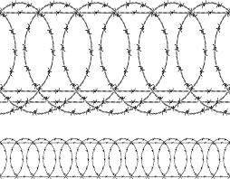 barbed wire fence png.  Wire Barbed Wire Fence  Vector On Wire Png F