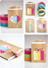 Best Masking Tape For Decorating Simple party favor gift bags Washi tape Washi and Favors 67