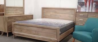 Robin Mango Bedroom Suite. KB, QB, Dresser, Tallboy, Bedside, Mirror