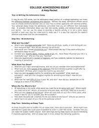 personal essay examples high school the college essay confidante view