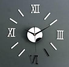 large black wall clock contemporary large wall clocks designer kitchen wall clocks large contemporary wall clocks