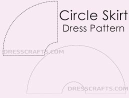 Circle Skirt Pattern Free