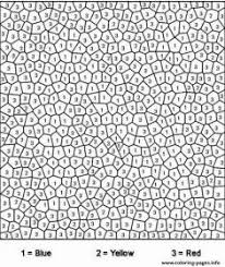 Check 10 free printable color by number color by number worksheet is a great educational tool for children. Printable Coloring Sheets Mandala Color By Number For Adults Novocom Top