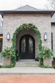 french country front doorModern French Country Exterior Renovation Part 2  The Leslie Style