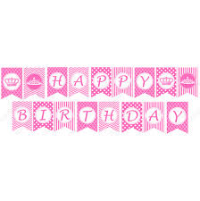 happy birthday banners personalized printable personalized happy birthday banner download them or print