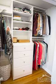 gorgeous master closet makeover you have to see the before photos