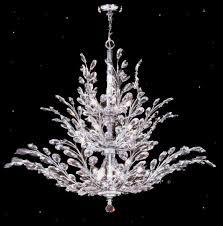 crystal chandelier lighting photo 1