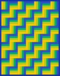 Rail Fence Quilt Patterns – New Quilters & Save Adamdwight.com