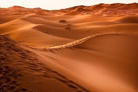 desert morocco sand dune dry