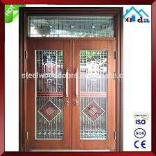 entry door glass inserts suppliers sound proof entry door steel door glass inserts steel door glass
