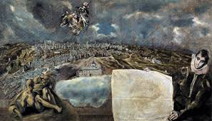 painted circa 1610 the oil on canvas is owned and maintained by the museo de el greco the el greco museum in toledo spain