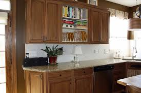 Maple Kitchen Cabinet Doors Painted Kitchen Cabinets With Natural Wood Doors Quicuacom
