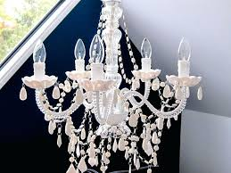 chandeliers clearance white