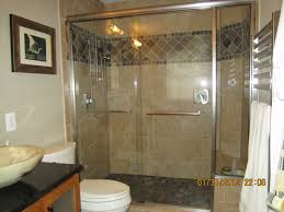 Glass Enclosed Shower ...