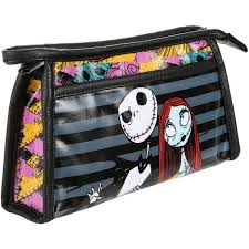 the nightmare before jack sally cosmetic bag hot topic 11 s