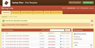 Website Html Templates Amazing 28 Free And Premium Admin HTML Website Templates And Layouts