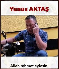 Çubuk Sesi Haber - Yenice Mahallesi'nden Nazım Aktaş'ın oğlu, Yunus AKTAŞ  vefat etmiştir Allah rahmet eylesin