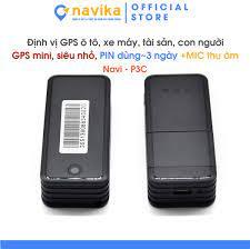 Định vị không dây mini, định vị gps siêu nhỏ, định vị theo dõi từ xa P3C  -Navika GPS | NavikaGPS | Định Vị GPS & Thiết Bị Giám Sát Hành Trình
