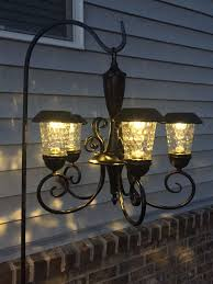 diy solar chandelier i m soooo doing this instructions how to